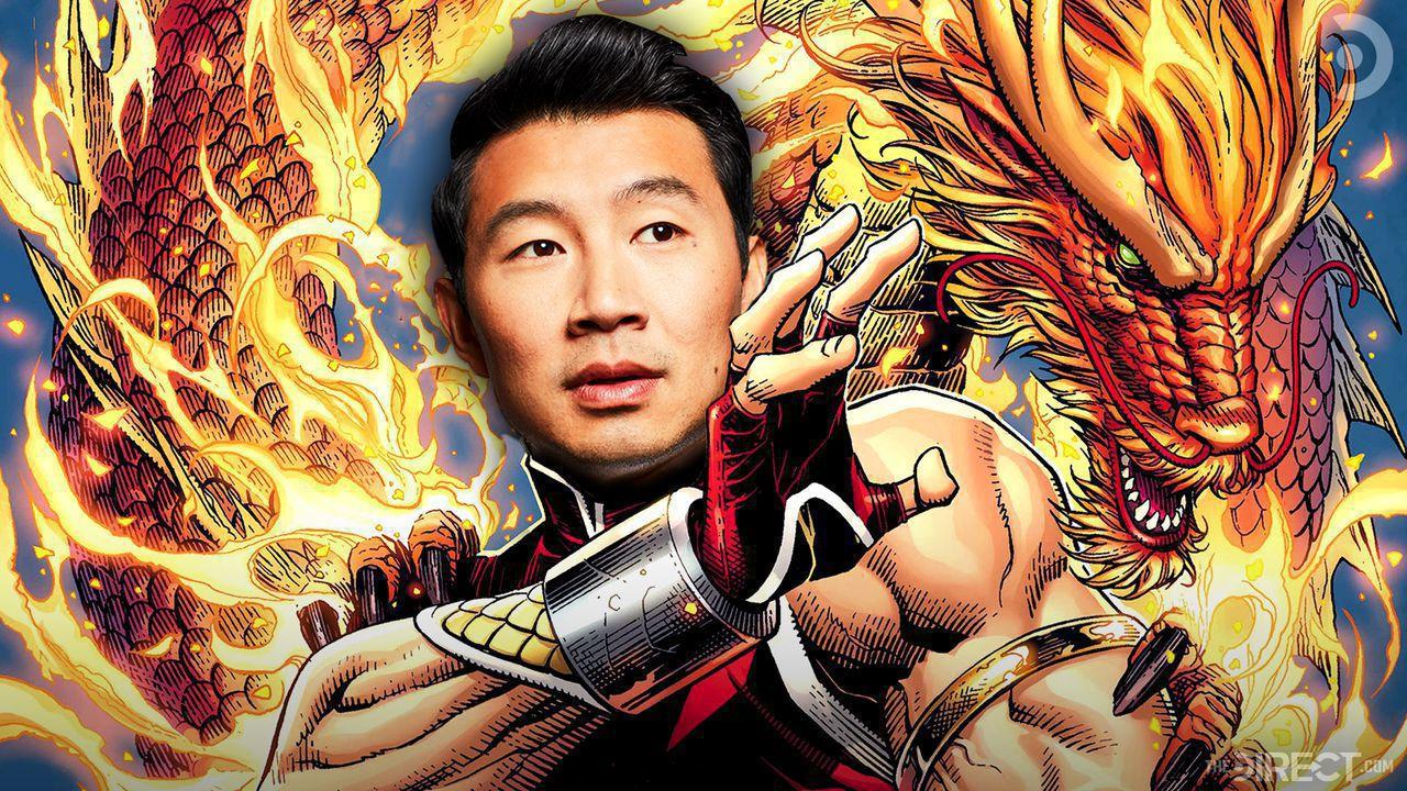 Simu Lu as Shang-Chi