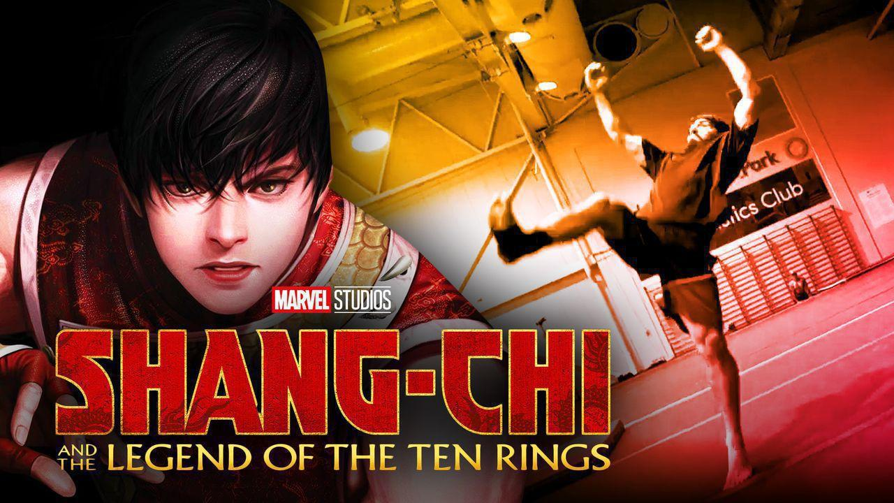 Shang-Chi, Behind-the-Scenes