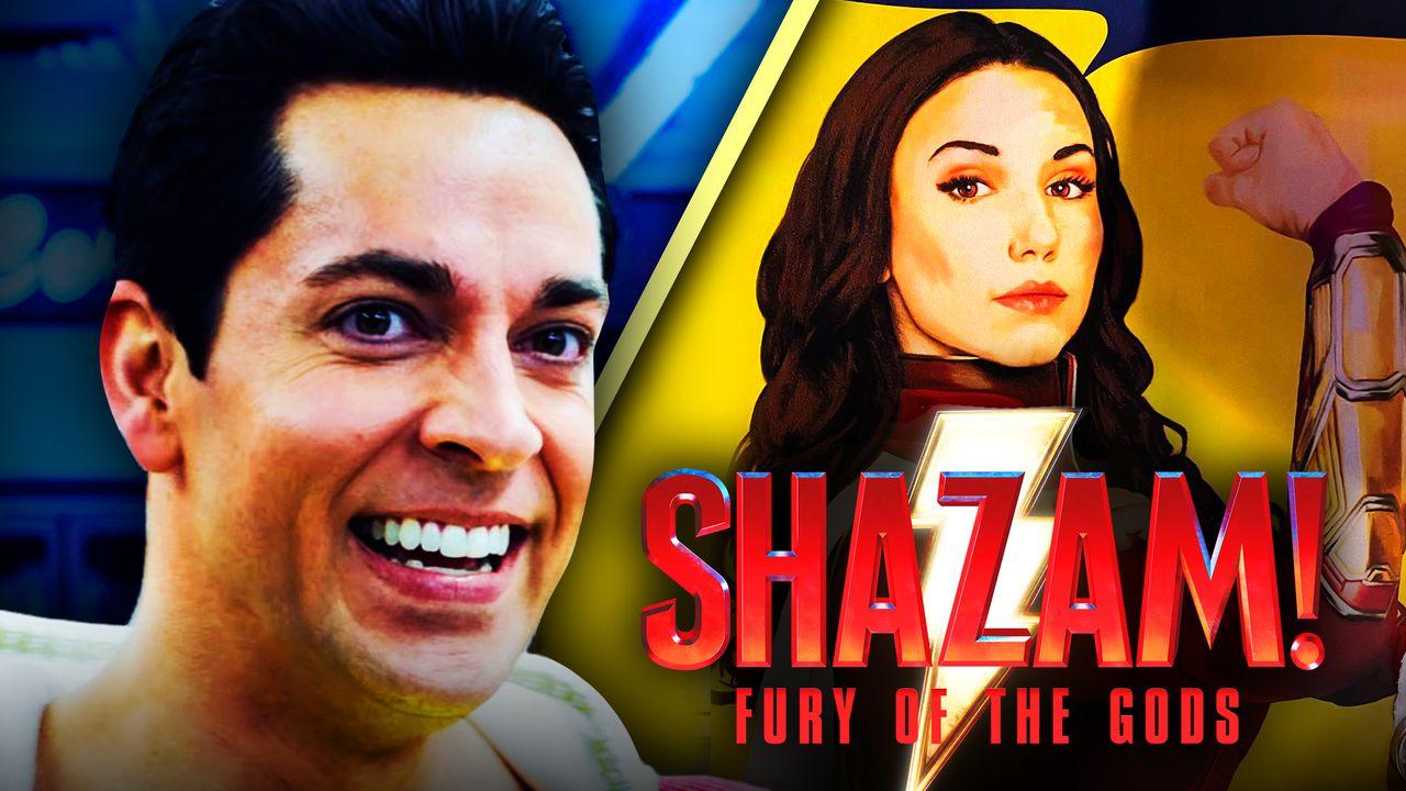 Shazam 2 Grace Fulton Mary Superhero