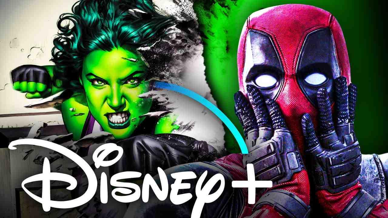 She-Hulk Deadpool Disney Plus
