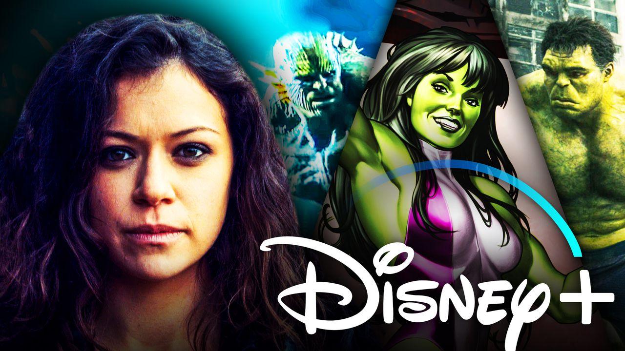 She-Hulk Disney Plus Show