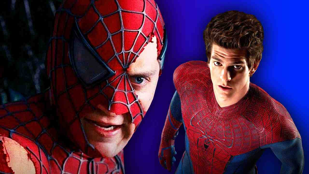 Kevin Feige, Tobey Macguire, Andrew Garfield Spider-Man 3 Comments Thumbnail