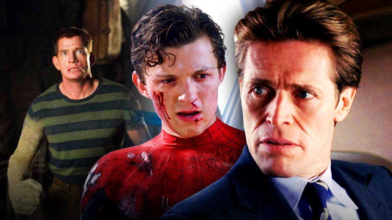 Sandman, Spider-Man, Norman Osborn