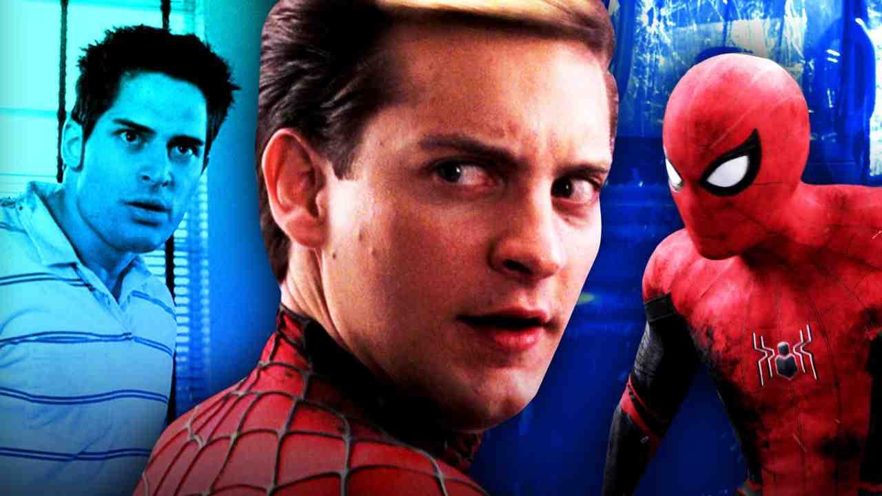 Joe Manganiello, Tobey Maguire, Spider-Man