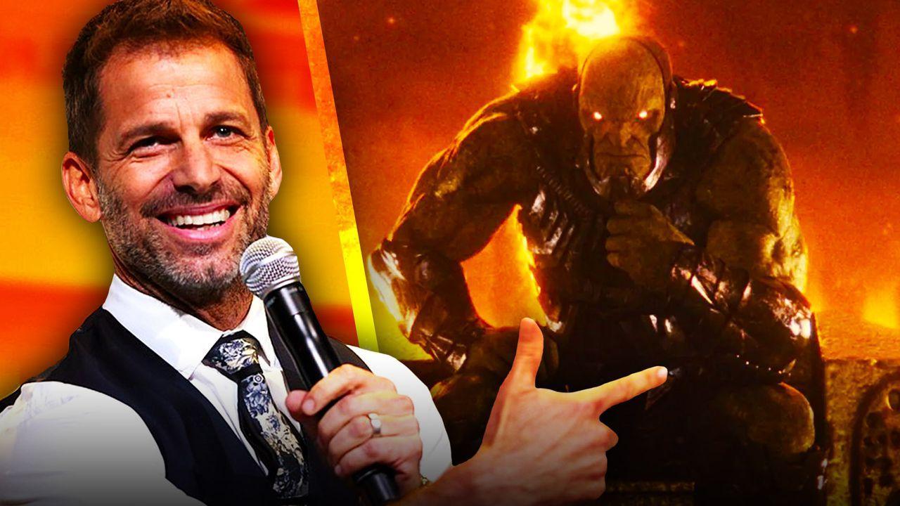 Zack Snyder, Darkseid