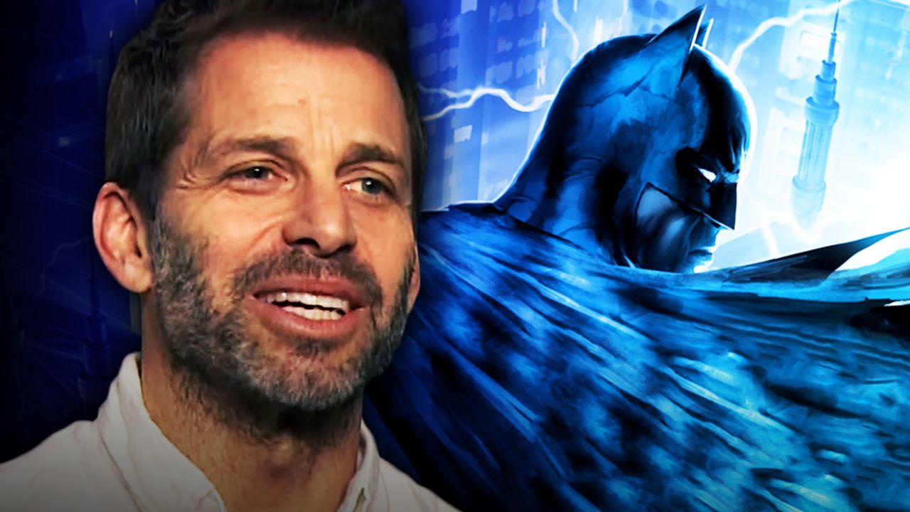 Zack Snyder, Batman from The Dark Knight Returns