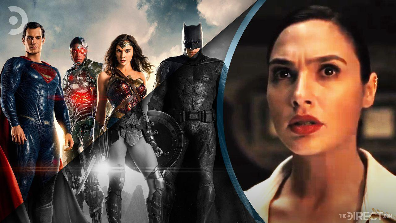 Jason Momoa shares the first footage from Snyder Cut of Justice League on Instagram