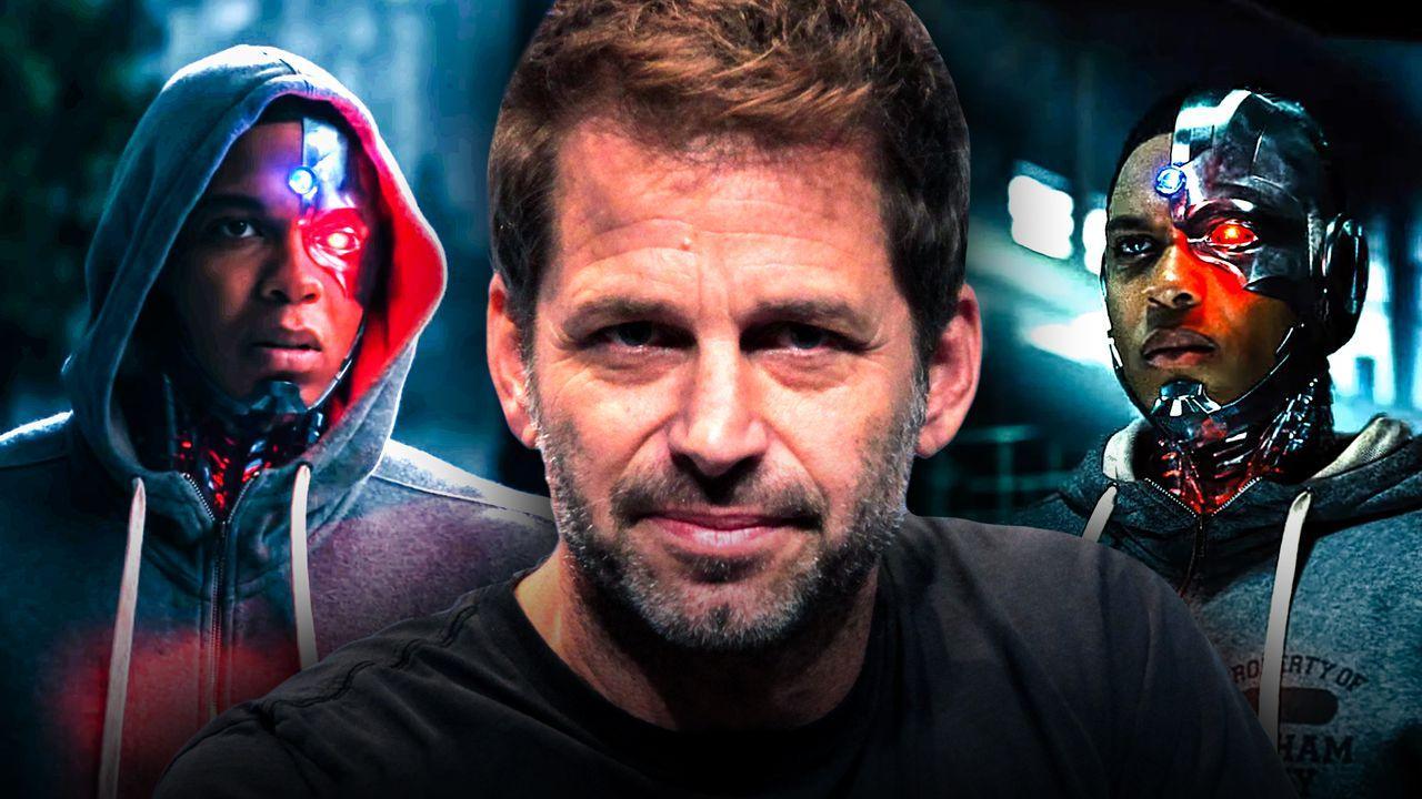 Zack Snyder, Cyborg