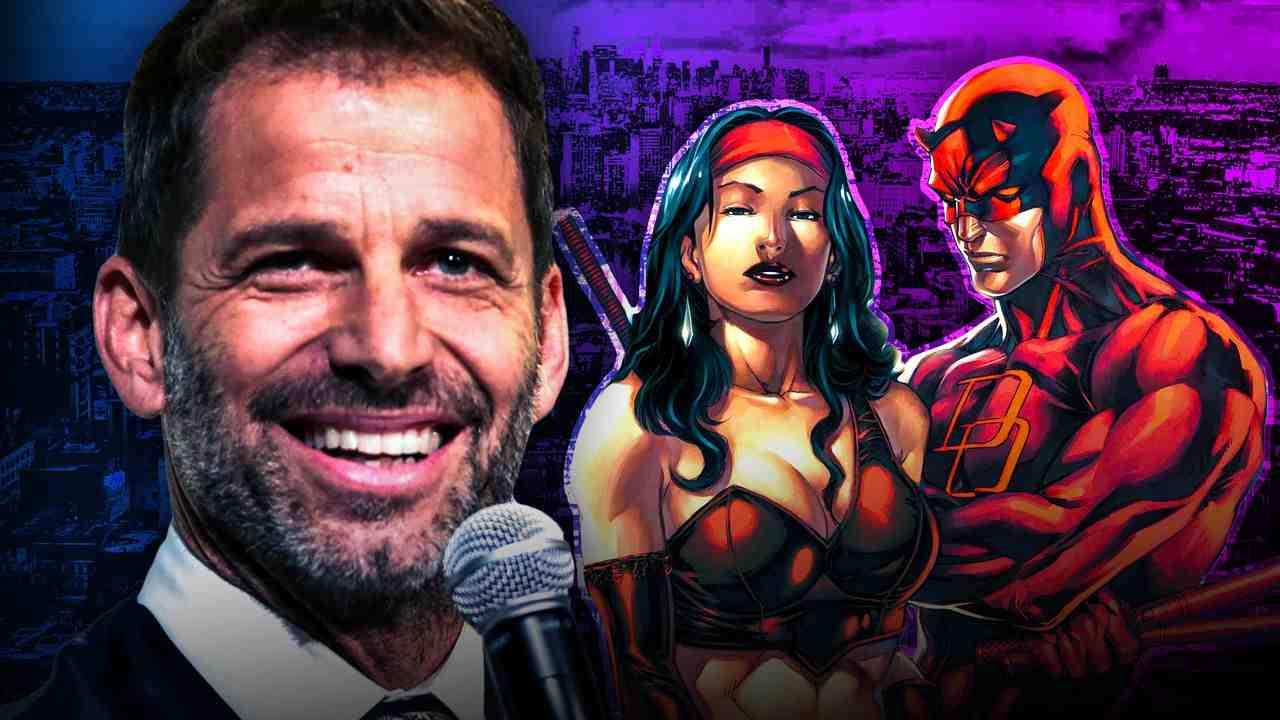Zack Snyder, Elektra, Daredevil