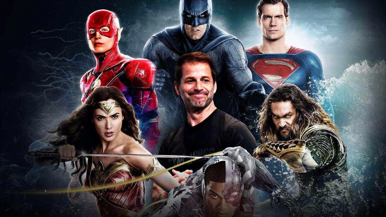 Zack Snyder, Justice League