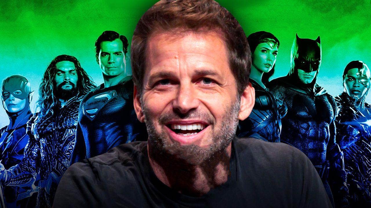 Zack Snyder and Justice League Movie