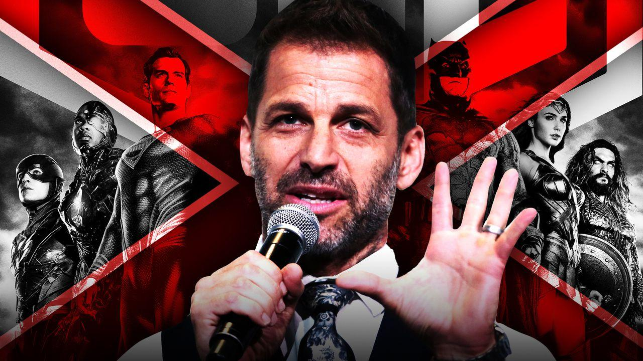 Zack Snyder and Justice League