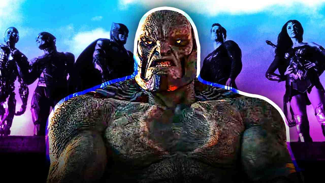 Justice League, Darkseid.