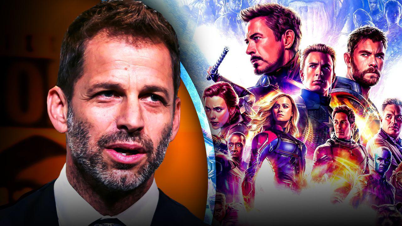 Zack Snyder The Avengers