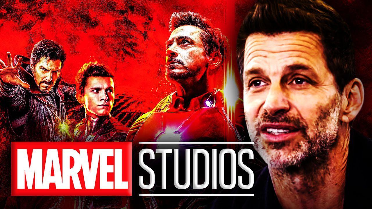 Zack Snyder Marvel Avengers