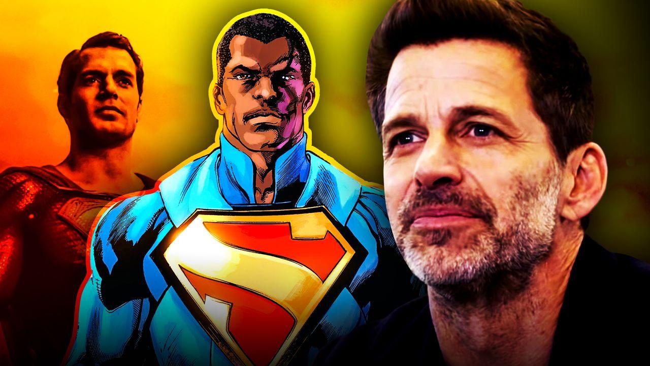 Henry Cavill, Superman, Zack Snyder