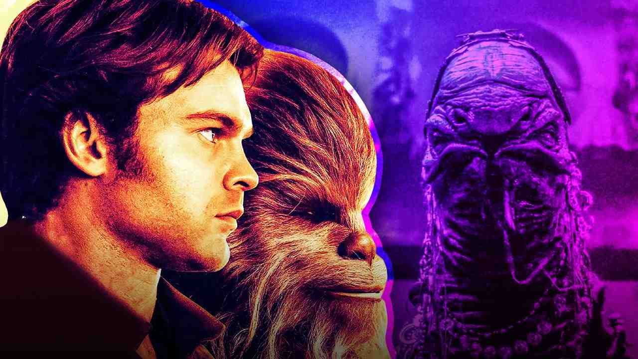 Han Solo and Chewbacca, Lady Proxima
