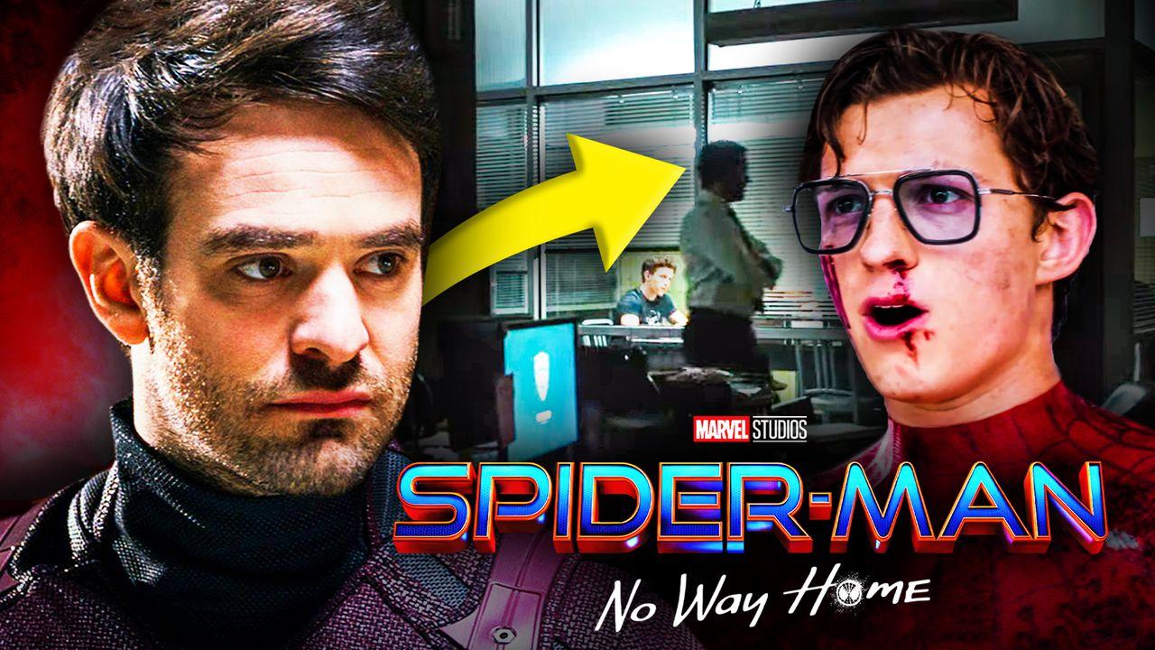 Spider-Man No Way Home Daredevil
