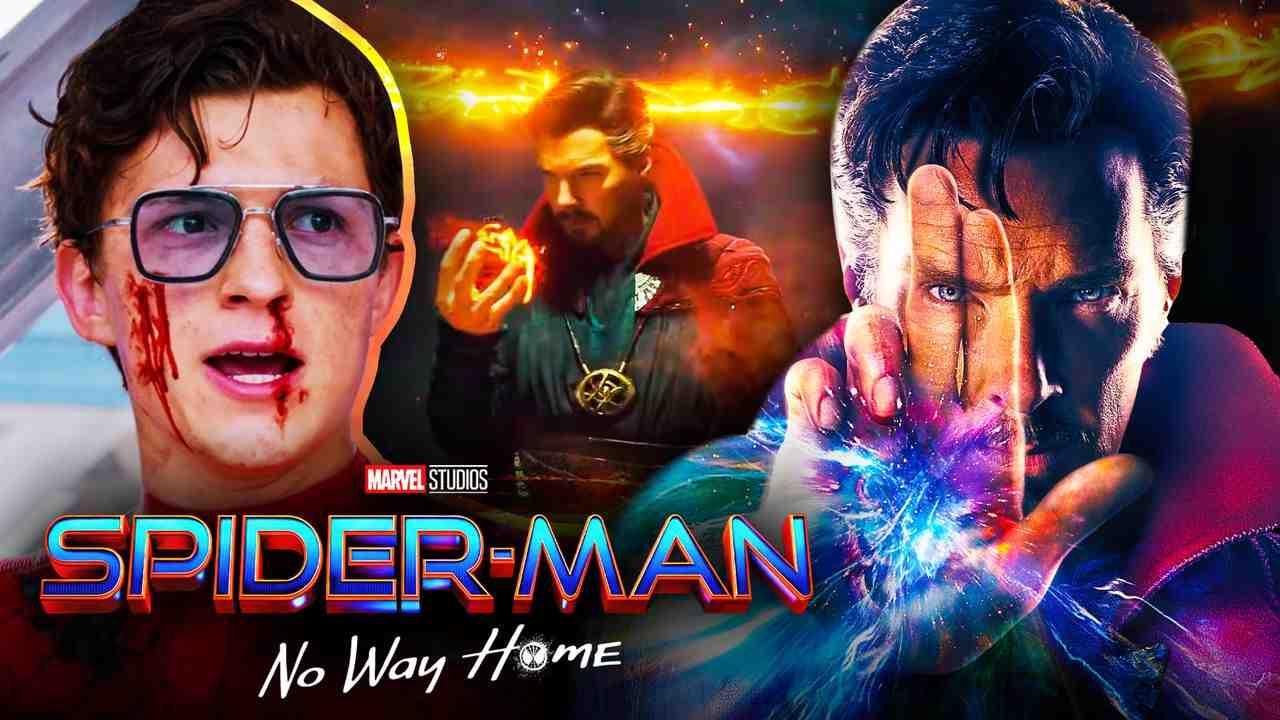 Spider-Man Doctor Strange Peter Parker