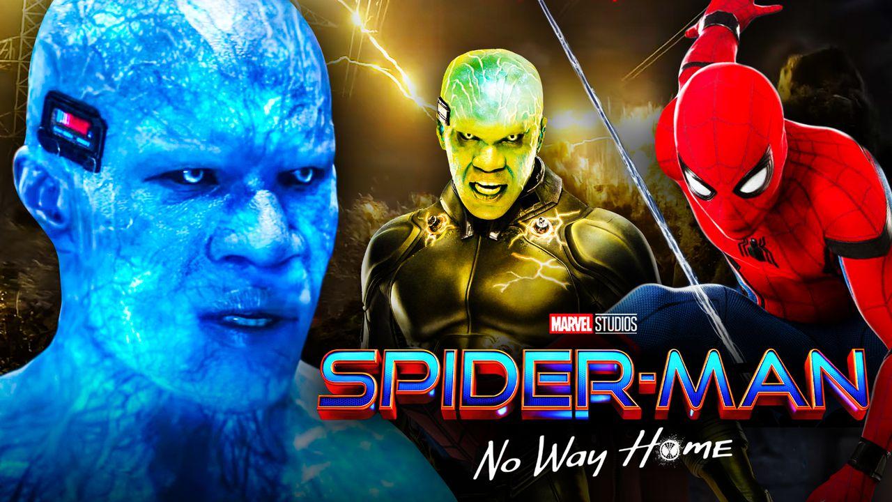 Spider-Man No Way Home Jamie Foxx Electro