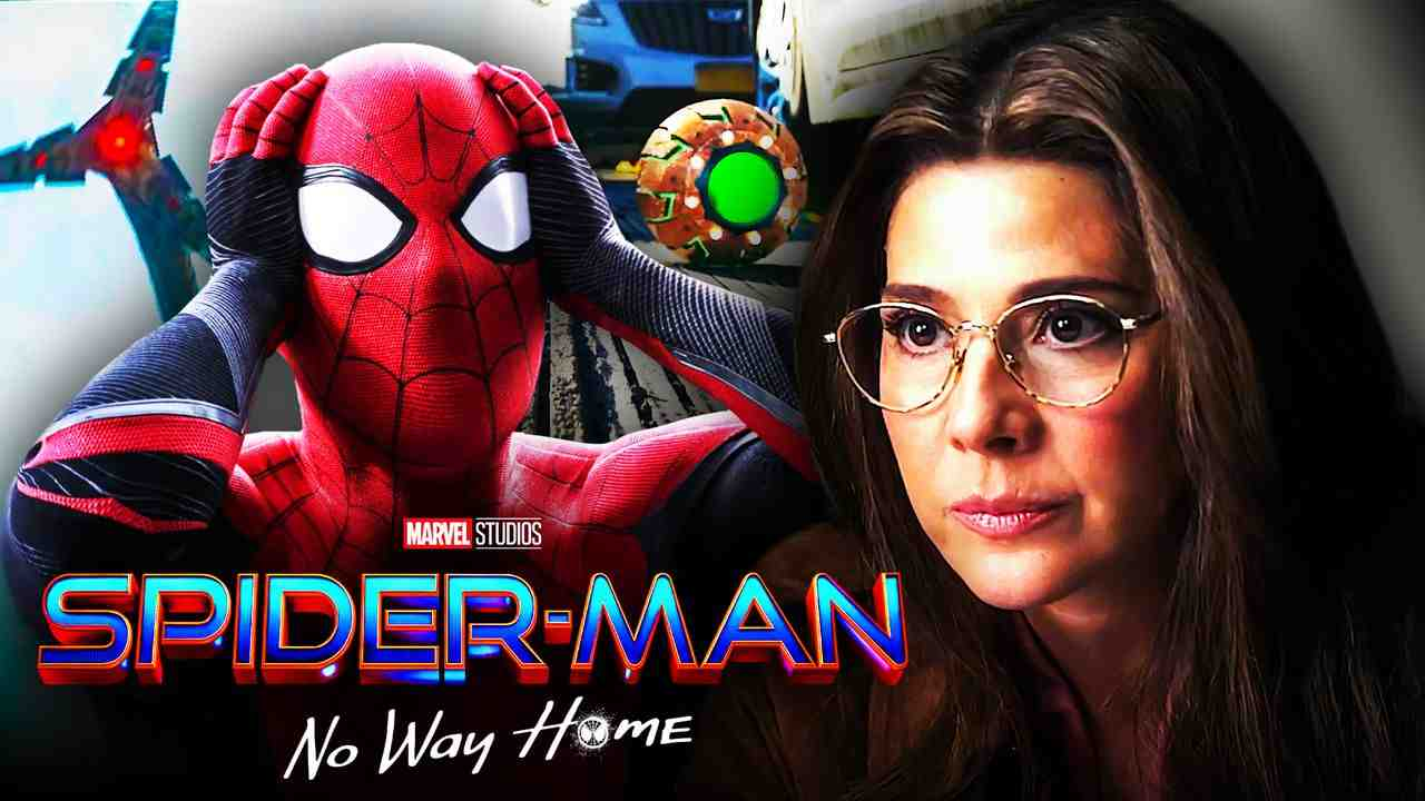 Marisa Tomei Spider-Man: No Way Home Aunt May