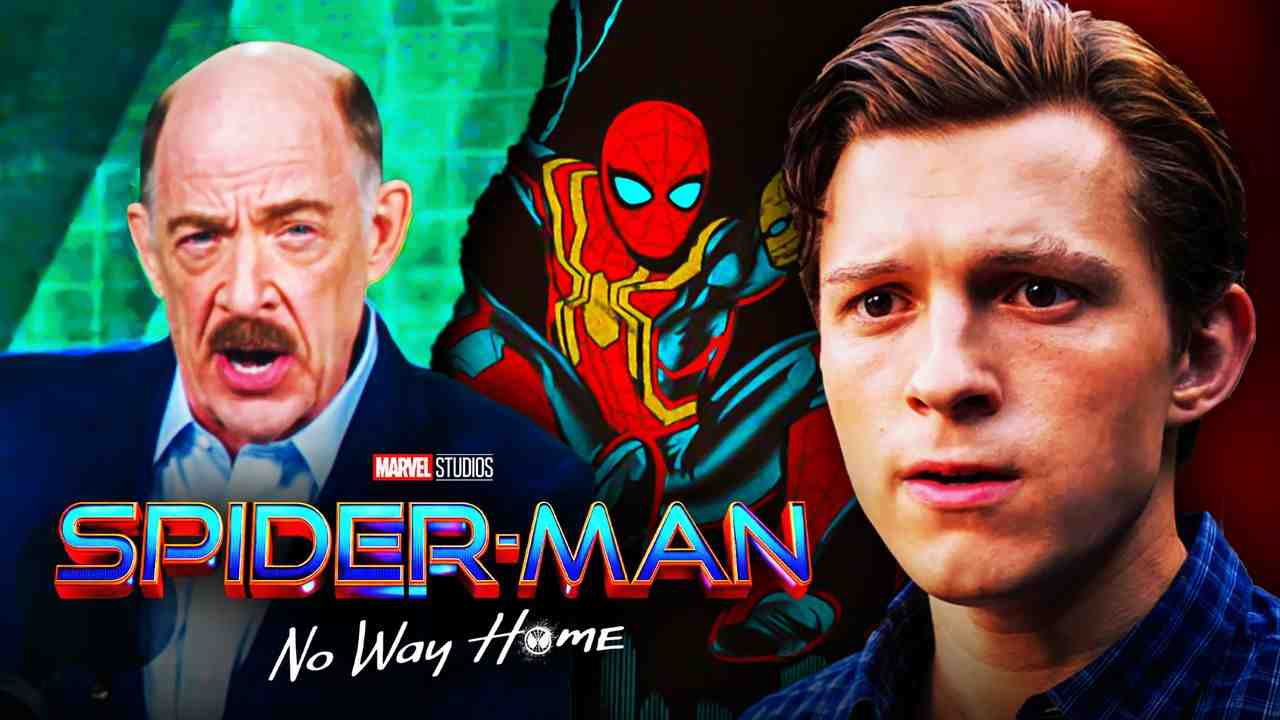 Spider-Man: No Way Home Daily Bugle