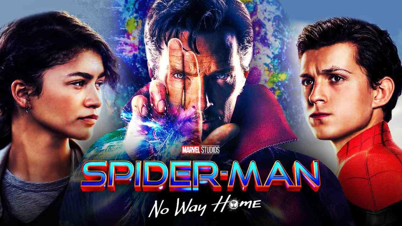 Spider-Man: No Way Home, Doctor Strange, Zendaya, Spider-Man