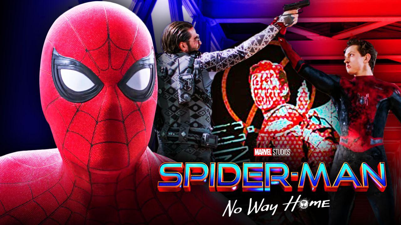 Spider-Man Promo Art