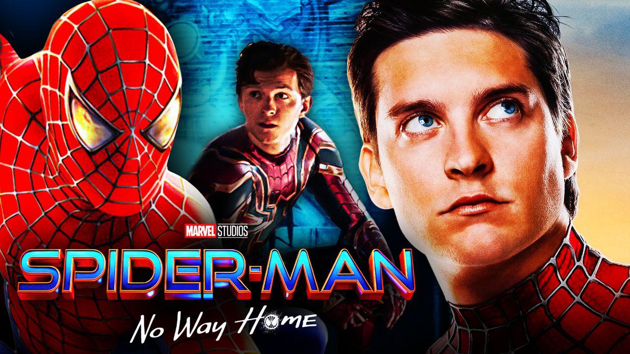 Spider-Man No Way Home Tobey Maguire