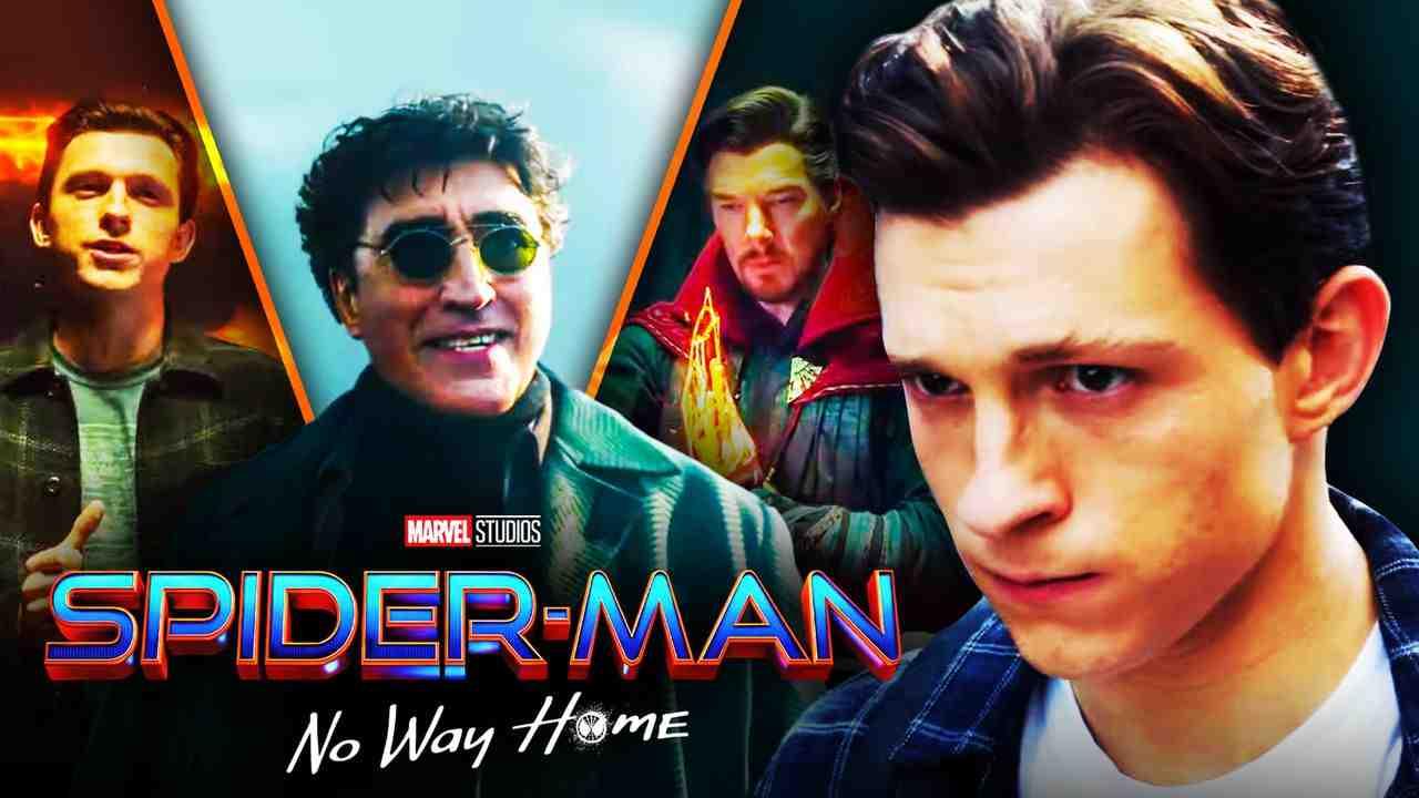 Spider-Man: No Way Home Doc Dck Peter Parker