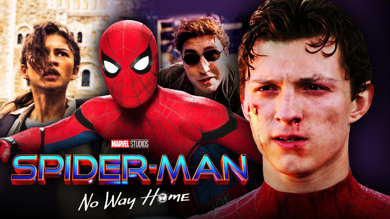 Spider-Man: No Way Home Zendaya Doc Ock