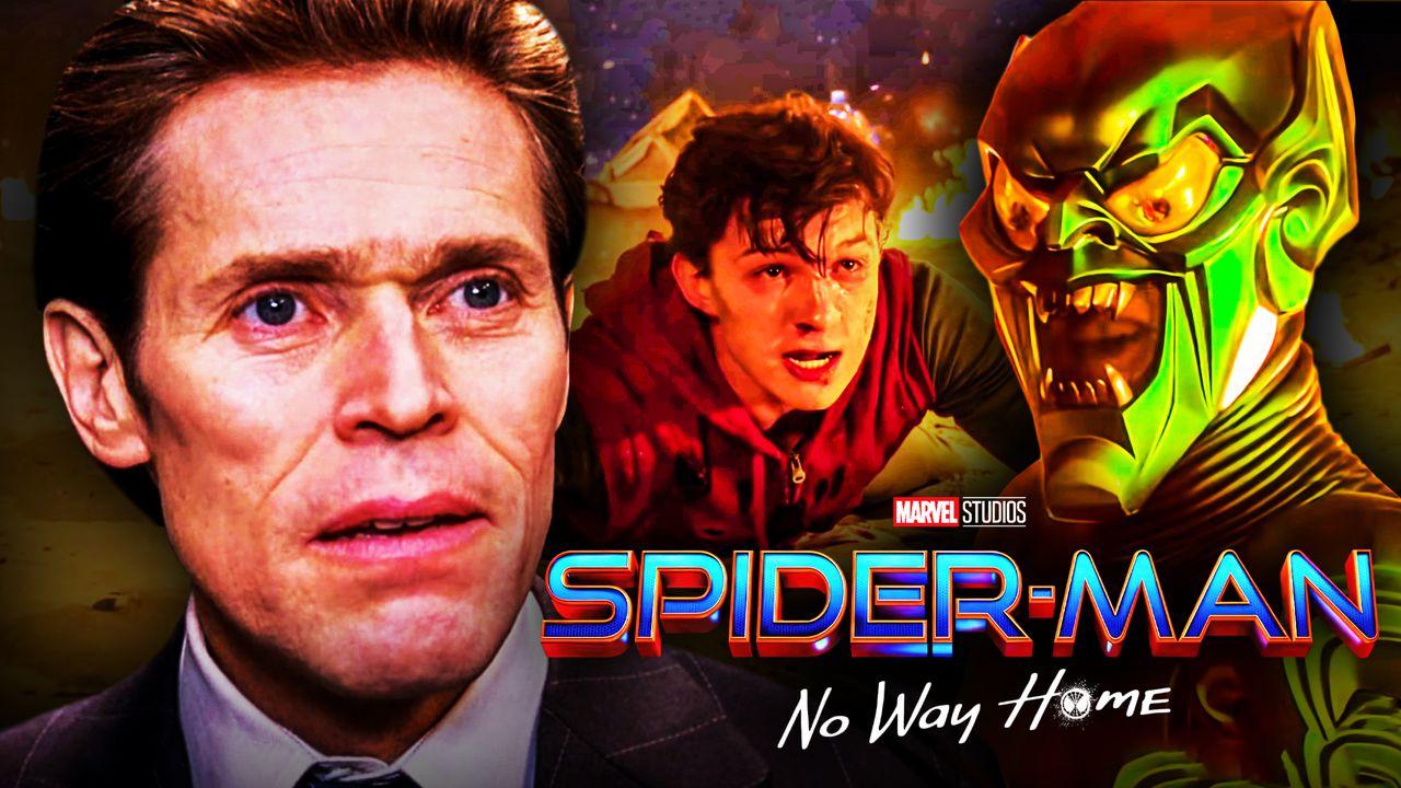 Willem DaFoe Green Goblin Spider-Man: No Way Home