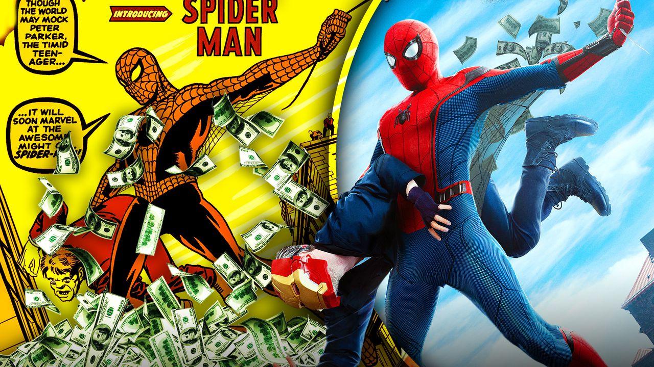 Spider-Man, comic book