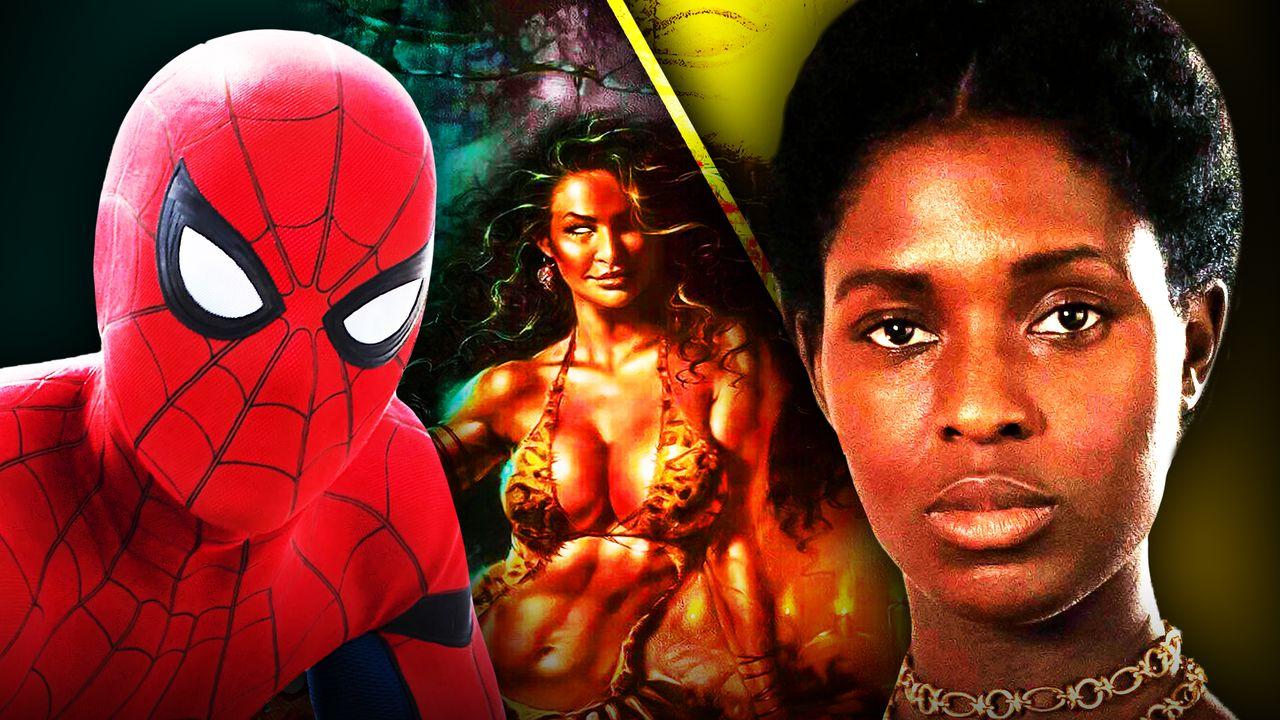 Spider-Man Kraven Jodie Turner-Smith Calypso