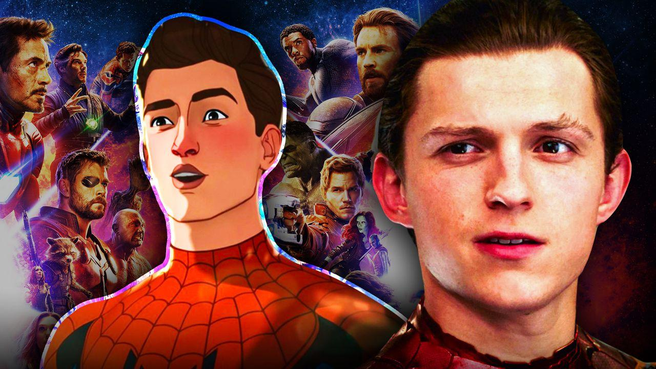 Spider-Man, Tom Holland, What If, Avengers