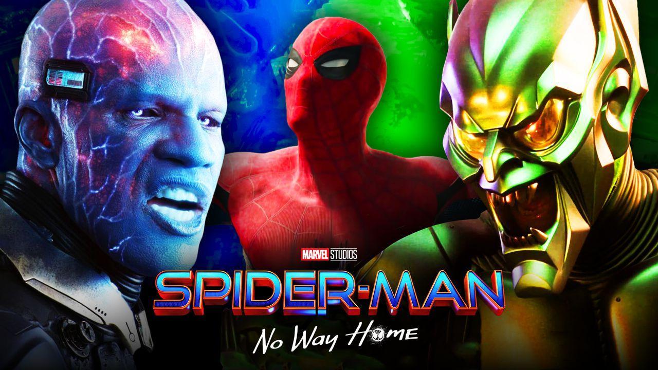 Spider-Man: No Way Home, Electro, Goblin