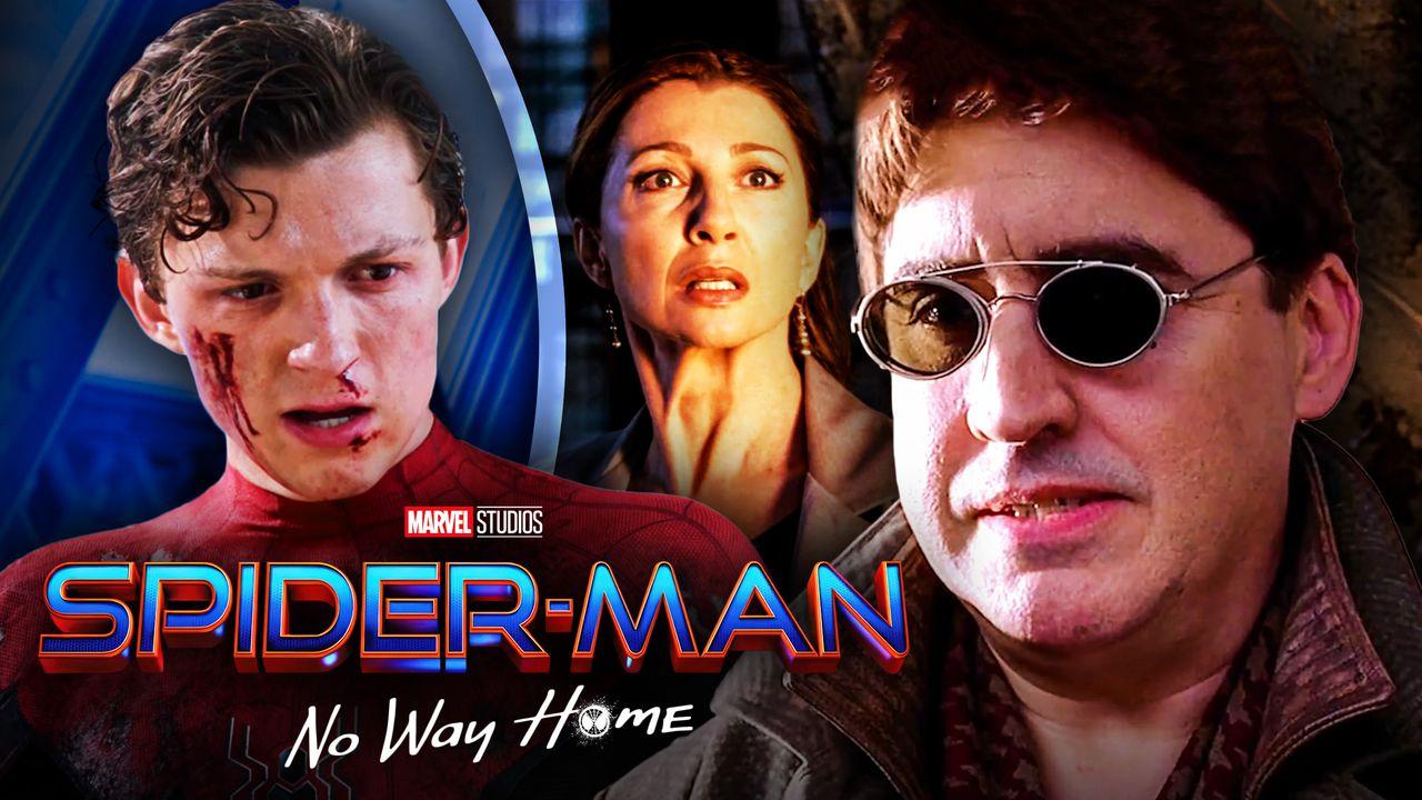 Rosie, Doc Ock, Spider-Man: No Way Home
