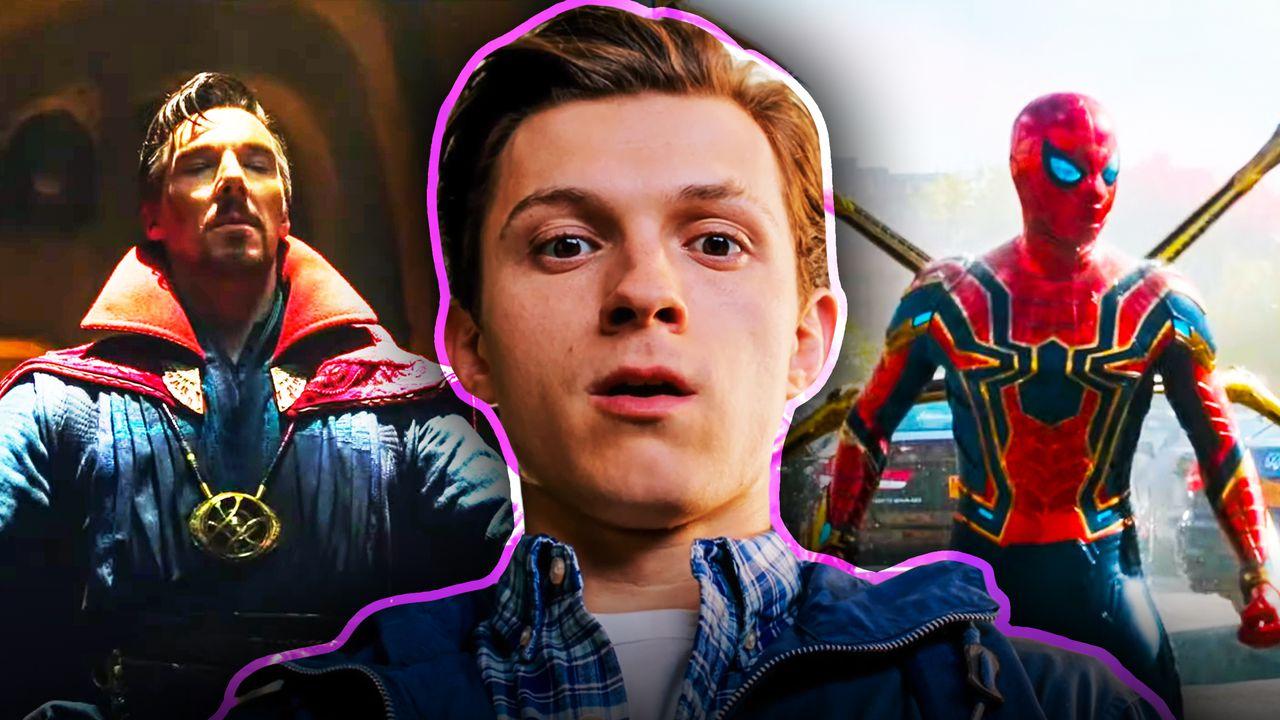 Spider-Man: No Way Doctor Strange Suit