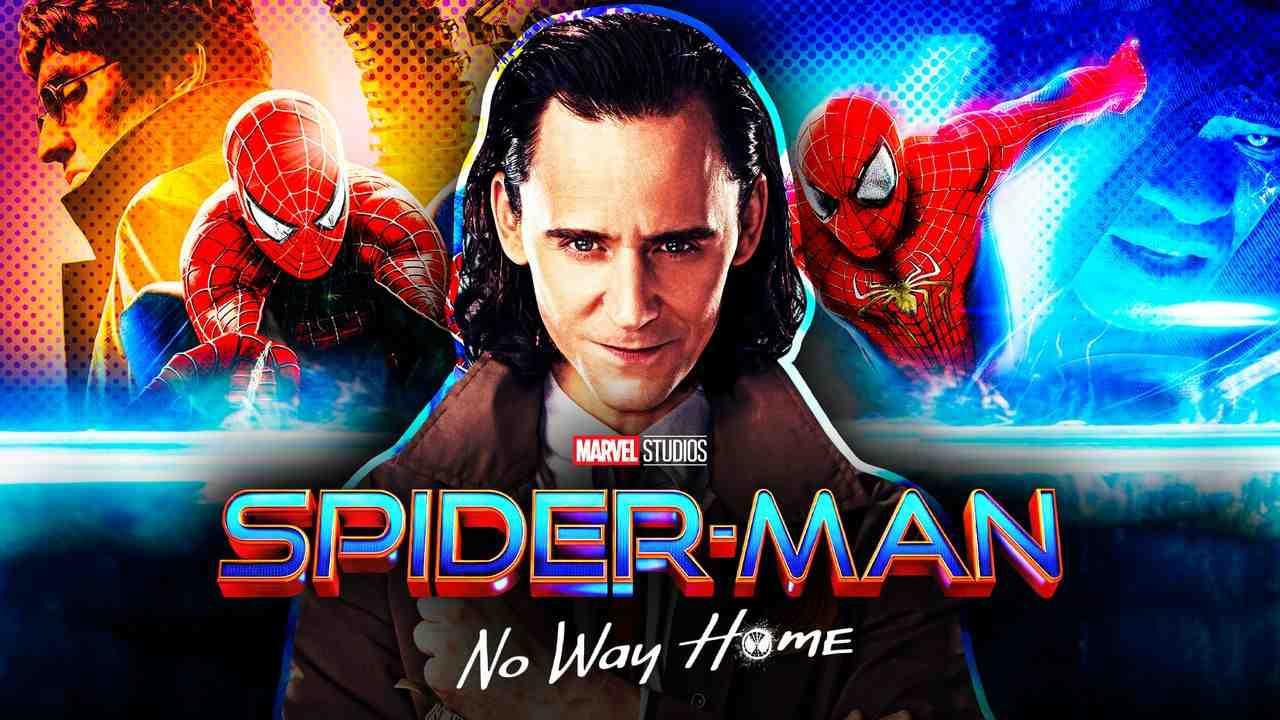 Spider-Man No Way Home Loki Multiverse