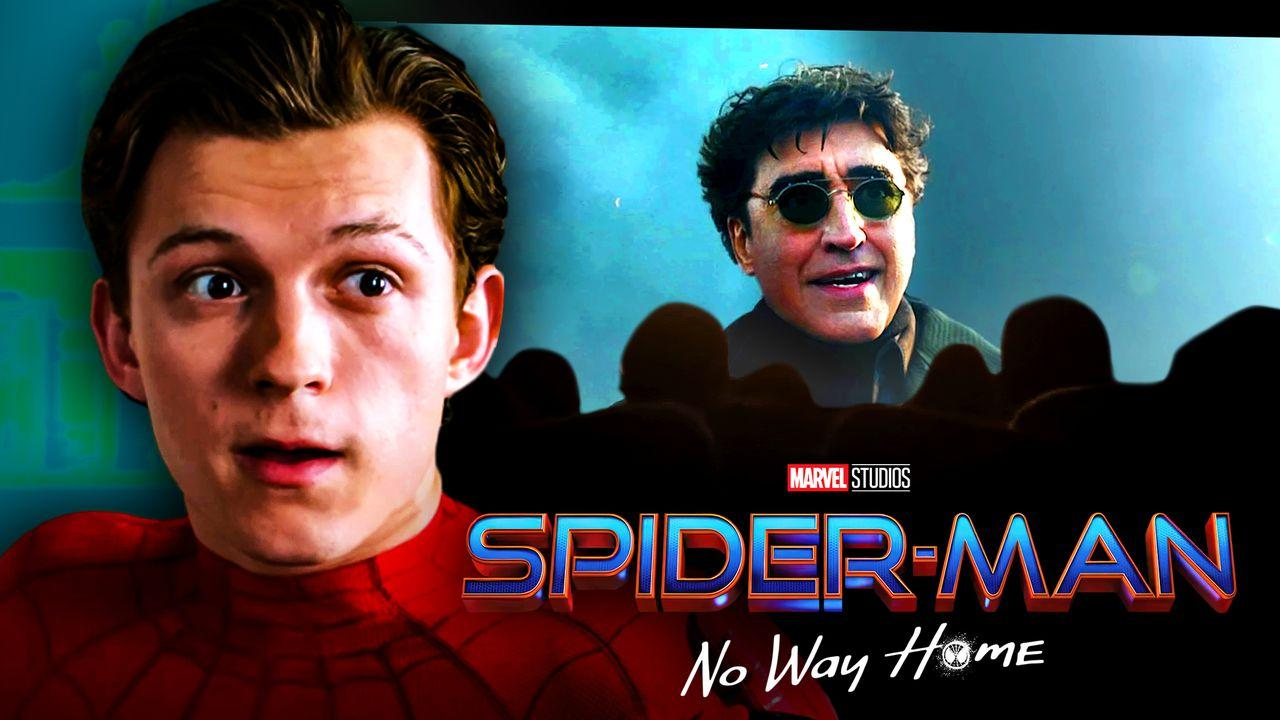 Spider-Man No Way Home Trailer Reaction Doc Ock