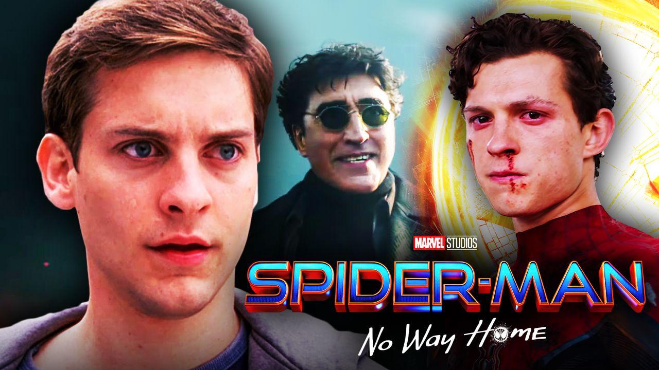 Doc Ock Spider-Man: No Way Home Tobey Maguire