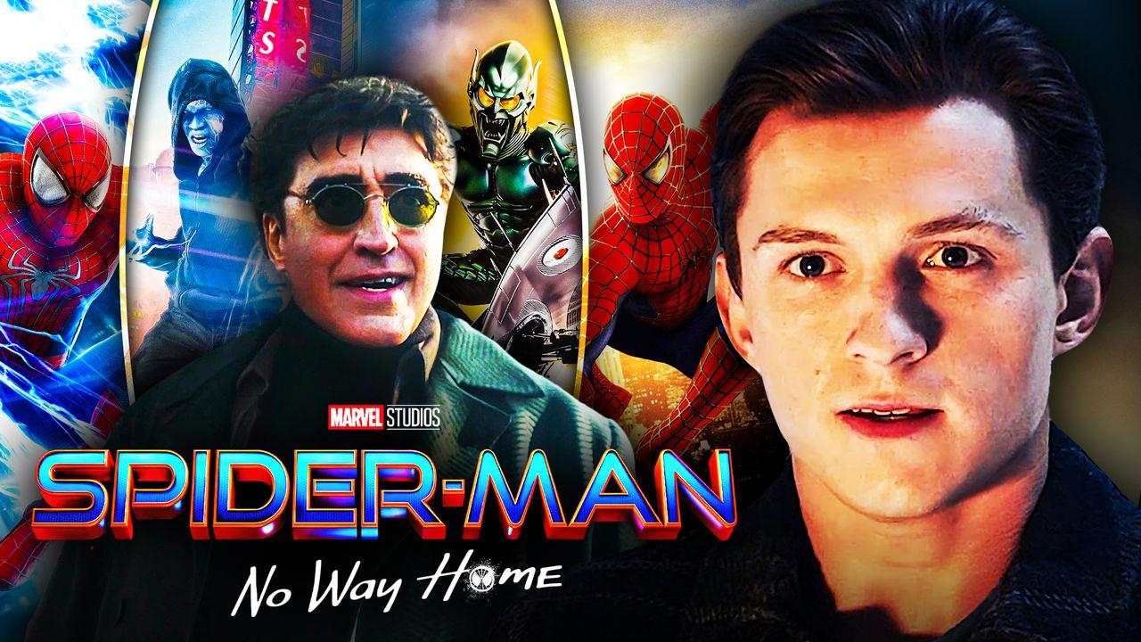 Spider-Man Tom Holland Doc Ock