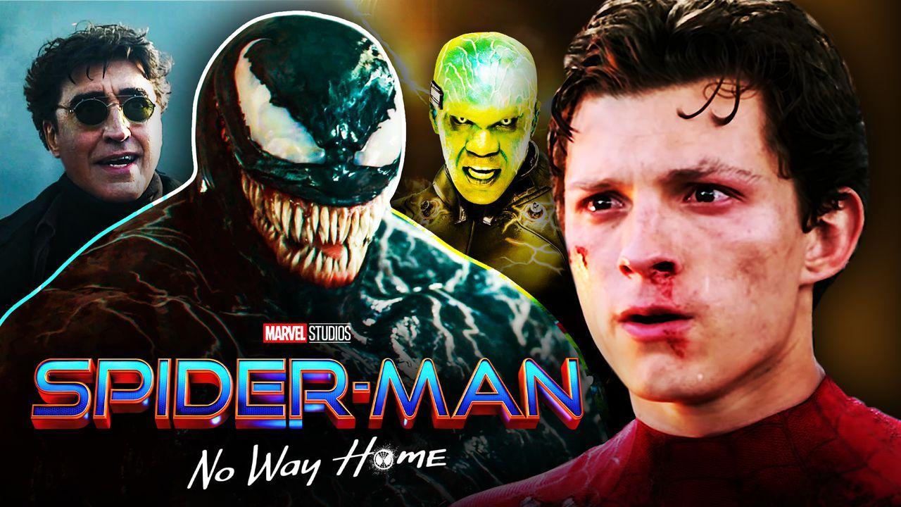 Spider-Man No Way Home Venom