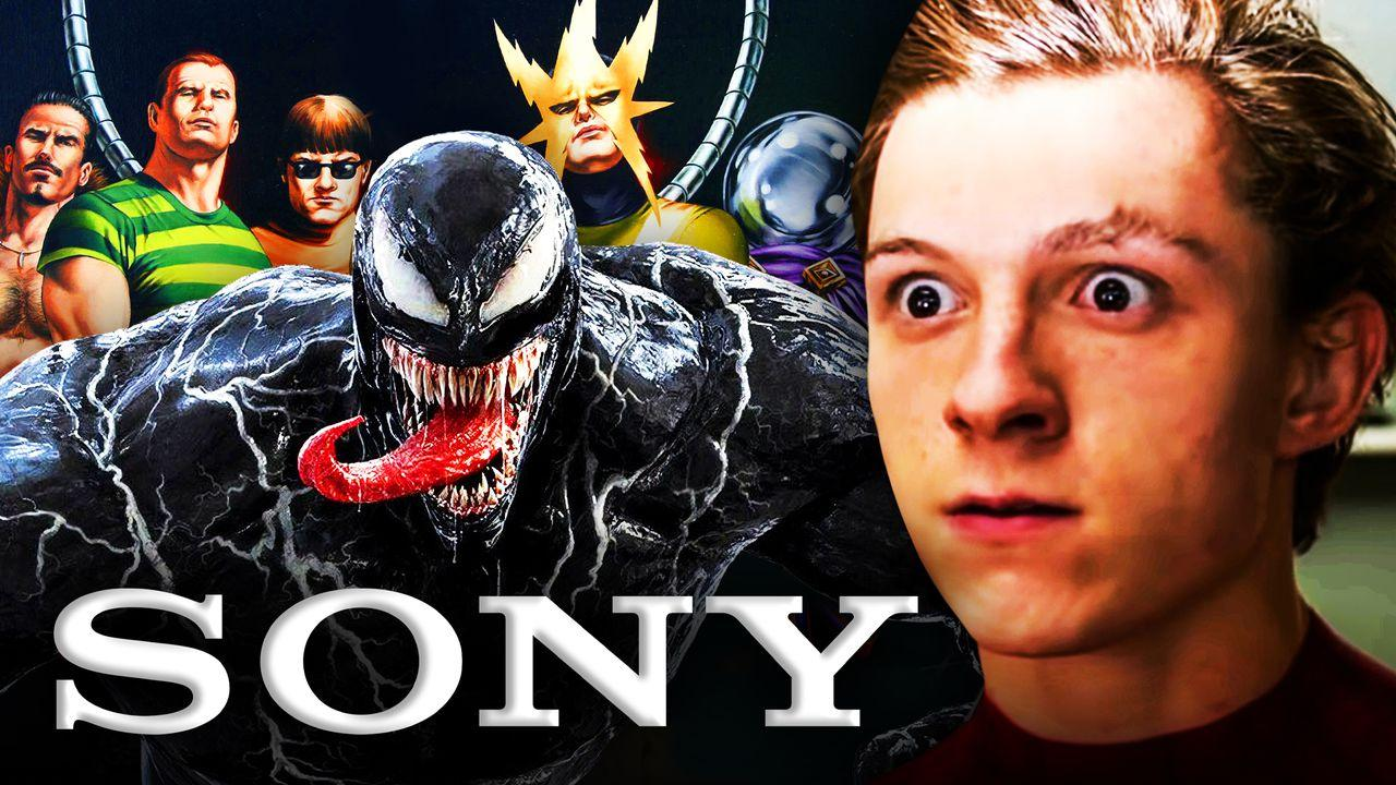 Spider-Man, Sony, Venom, Sinister Six