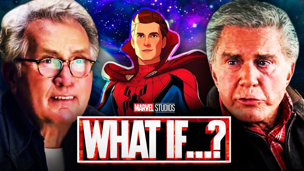 Uncle Ben Spider-Man Marvel's What If