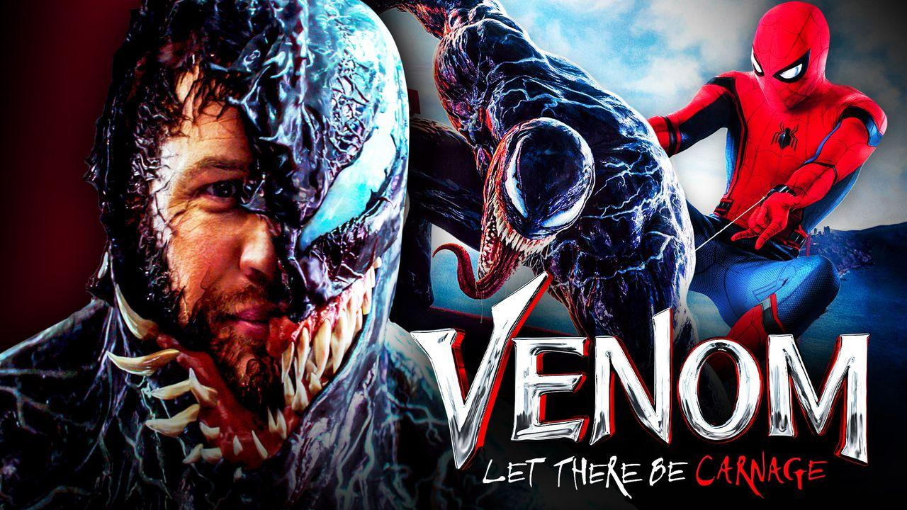 Venom Let There Be Carnage Spider-Man