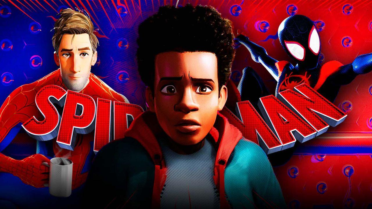 Spider-Man, Into the Spider-Verse, Miles Morales