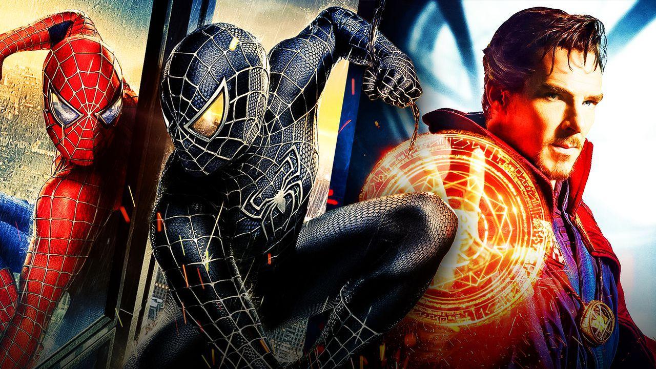 Benedict Cumberbatch as Doctor Strange, Spider-Man