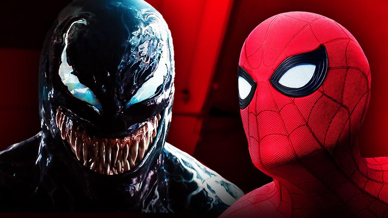 Venom, Spider-Man, Tom Hardy