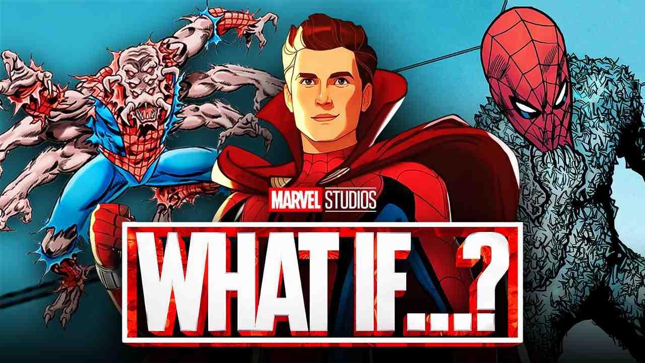 Spider-Man What If Marvel Studios